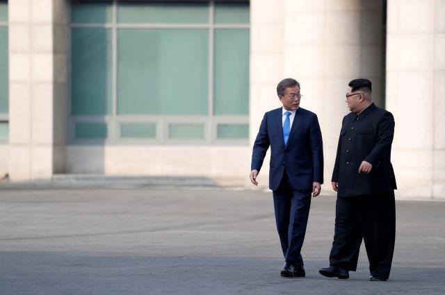 ВКНДР приняли решение установить единое время сЮжной Кореей