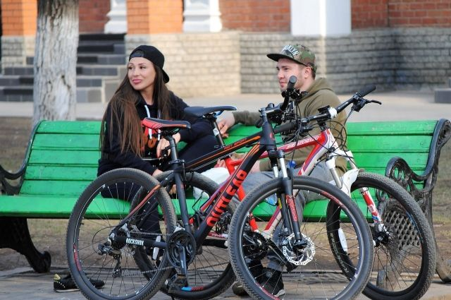 В Тюменской области проходит социальная кампания по велобезопасности