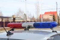 Соцсети: в Оренбурге у ТК «Восход» столкнулись автомобиль и мотоцикл.