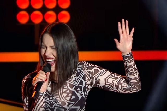 Тюменка Анна Халембакова произвела фурор на болгарском шоу «Голос»