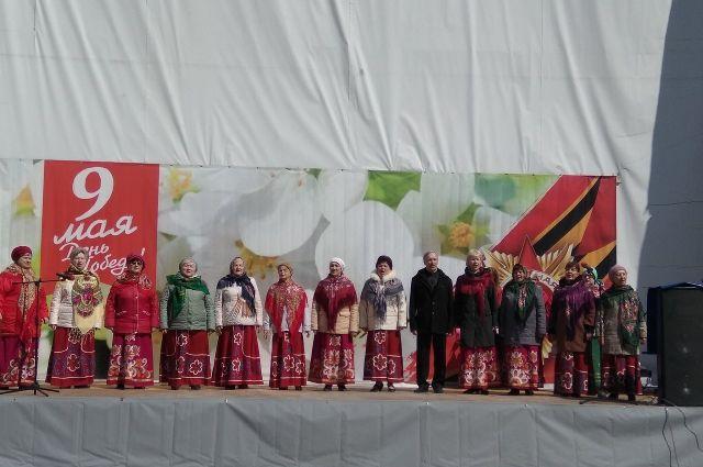 «Играй гармонь тюменская!»: состоялся концерт в честь Первомая