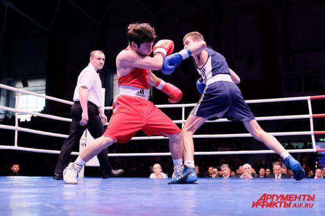 Дмитрий стал одним из десяти спортсменов, которые приехали защищать честь России.
