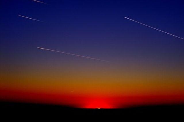Астроном сказал, где благоприятнее всего наблюдать метеорный поток Аквариды