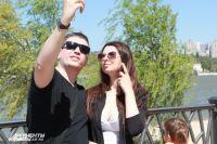 Открытие парка «Левобережный» 1 мая стало для многих ростовчан большим событием!