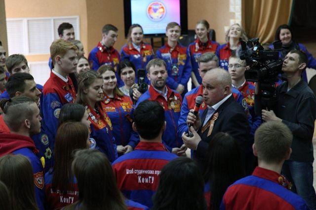 В Кузбассе студотряды будут заниматься рекультивацией земель.