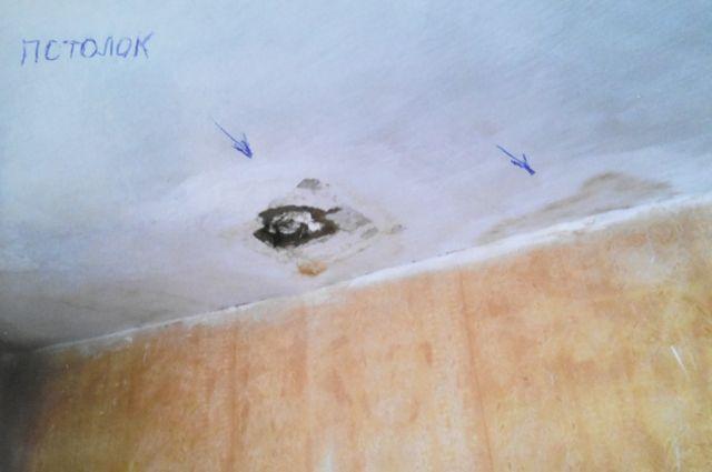 Крыша течёт, потолок - дырявый, удобства на улице, а чиновники говорят: «Жить можно».