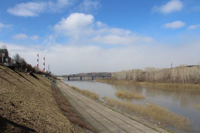 В Кемеровской области началась вторая волна паводка.