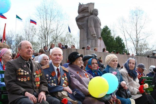 На День Победы в столицу республики приедут по два ветерана от каждого муниципалитета.
