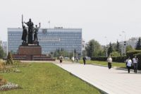 Ядром реновации станет средняя часть эспланады- та, на которой расположен памятник «Единство фронта и тыла».