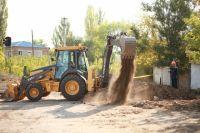 Повреждение газораспределительных сетей грозит авариями и несчастными случаями.