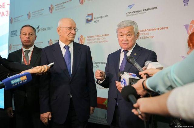 Сотрудничество Оренбуржья и Казахстана строится на самом высоком уровне - наши соседи уже стали традиционными участниками различных форумов.