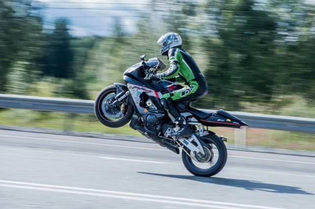 Под Тобольском подросток на мотоцикле спровоцировал ДТП