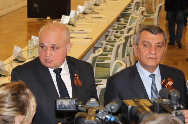 Сергей Цивилев сообщил точную дату сноса здания ТЦ «Зимняя Вишня».