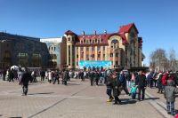 1 мая в Ханты-Мансийске