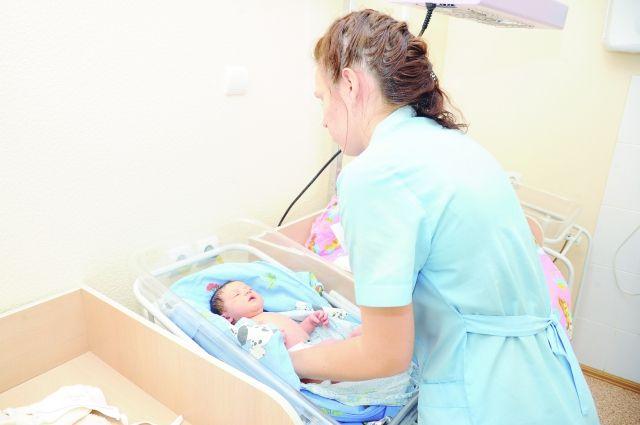 Малышей родилось больше 5000.