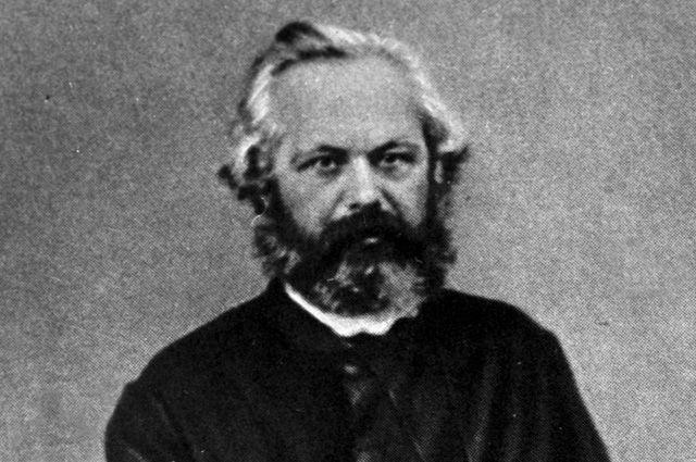 Маркс гомосексуалист