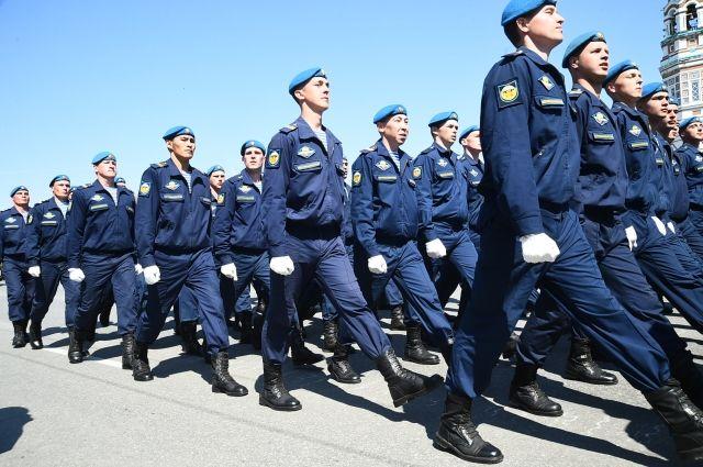 В генеральной репетиции будут участвовать все участники Парада Победы, который пройдёт 9 мая.