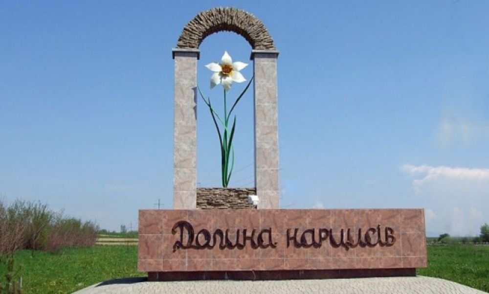 После Херсона и его песков мы перенесемся в один из самых цветущих регионов Украины - на Закарпатье. Здесь, возле города Хуст находится еще одна туристическая точка - Долина нарциссов, где представлено сразу несколько видов этого цветка.