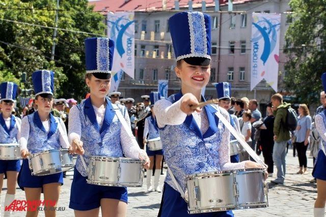 Озвучена дата празднования Дня города в Калининграде.