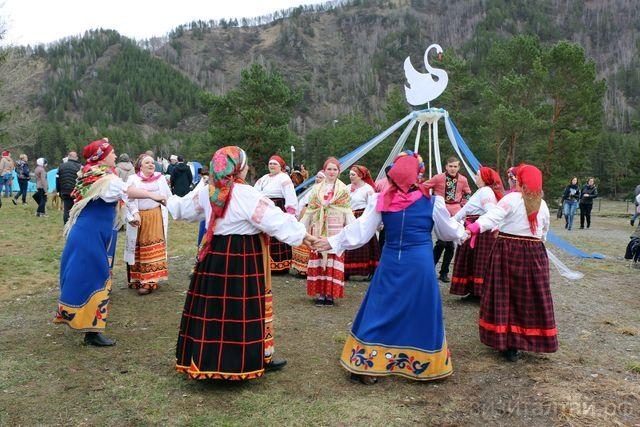 На Алтае пройдёт праздник «Цветение маральника».