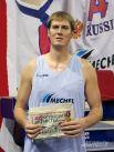 Баскетболист Алексей Саврасенко.