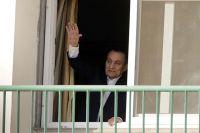 Хосни Мубарак, 2016 г.