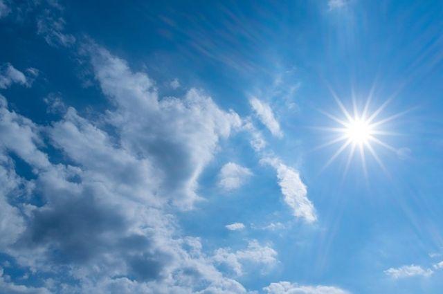 NASA опубликовало видео с«синим Солнцем»