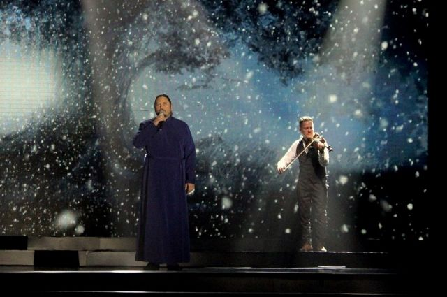 Первое время после «Голоса» иеромонаху Фотию приходилось давать по два концерта в день.