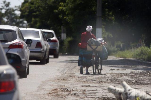 В ООС заявили, что на Донбассе станет меньше блокпостов, и пояснили причину