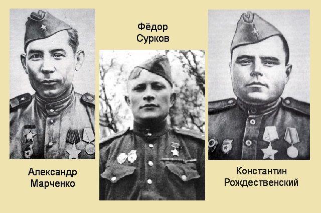 Танкисты, в честь которых названы улицы Челябинска.