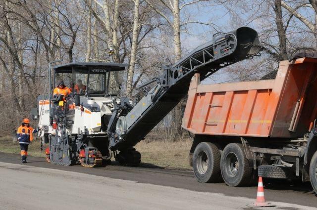 В кемеровской агломерации отремонтировали 200 000 кв. м. магистралей.