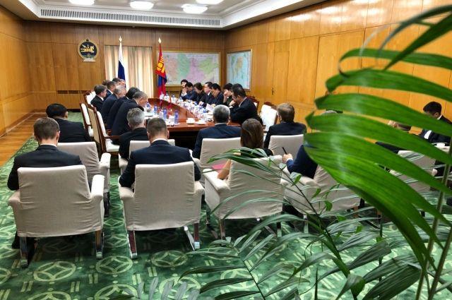 Россия и Монголия увеличат товарооборот за счет потенциала Дальнего Востока