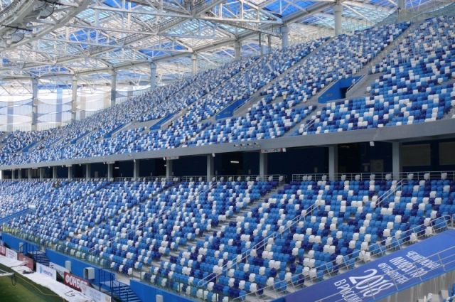Третий тестовый матч на «Стадионе Нижний Новгород» посетят 39 тысяч человек.