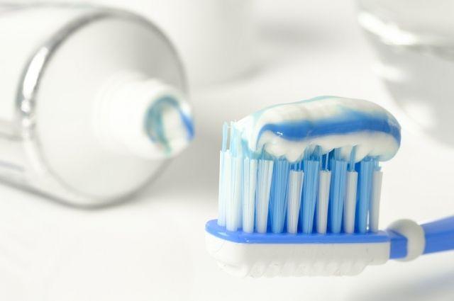 Зубная паста не всегда оказывается полезной.