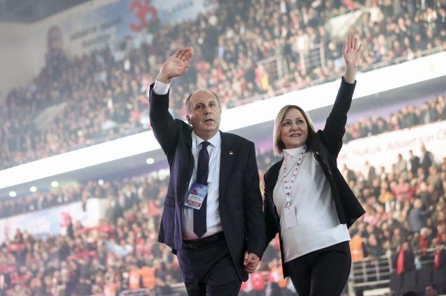 Эрдоган заручился поддержкой навыборах Народного альянса