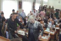 Стрельба в Никопольском горсовете: полиция открыла уголовное производство