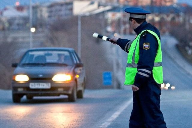 Вологодские автоинспекторы устроят облаву на нетрезвых водителей