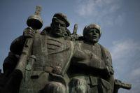 Памятник героям ВОВ 1941-1945 годов на территории мемориального комплекса «Малая Земля» в Новороссийске.