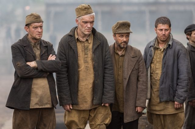В Российской Федерации вширокий прокат выходит фильм «Собибор»