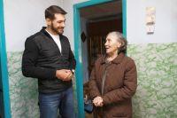 Пенсионерка Валентина Любарец очень благодарна за оказанную помощь.