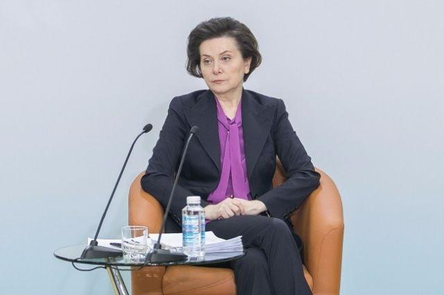 Губернатор ХМАО Наталья Комарова задекларировала доходы за минувший год.