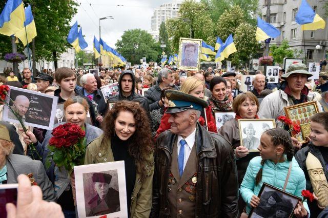 Экс-глава МВД Украины проинформировал опланах сорвать «Бессмертный полк» вгосударстве