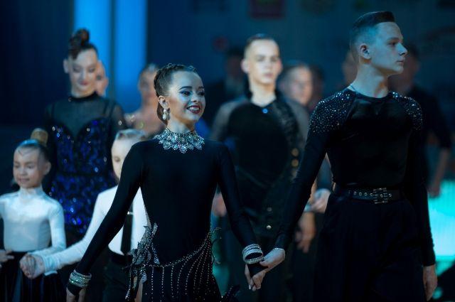 В Кемерове прошел всероссийский турнир по танцевальному спорту.
