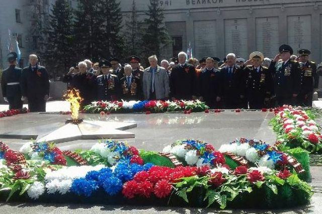 Мероприятия, посвященные празднованию 73-й годовщины Победы, в Иркутске начали проводить задолго до Дня Победы.