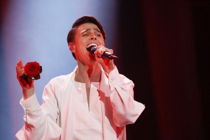 Также место с 15 по 22-е достанется представителю Белоруссии певцу Alekseev с песней «Forever».
