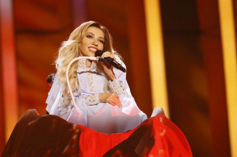 Юлия Самойлова из России с песней «I Won't Break» займет, по версии букмекеров, с 23 по 30-е место.