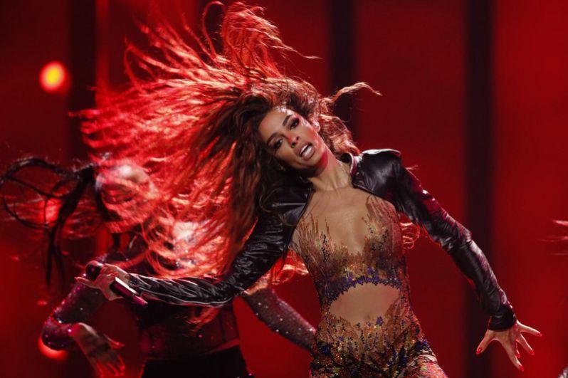 Четвертое место достанется Элени Фурейра с Кипра с песней «Fuego».