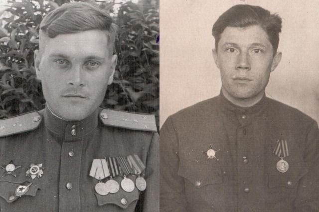 Анатолий Гриднев и Анатолий Грошев.