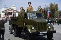 В Омске весь день 9 мая будут проходить праздничные мероприятия.