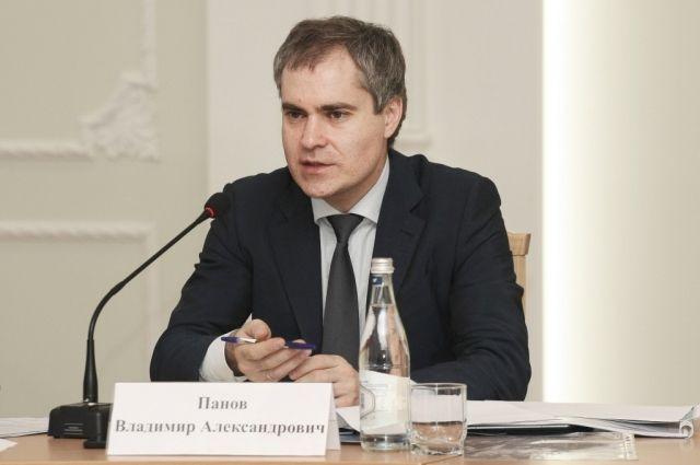 Владимир Панов.